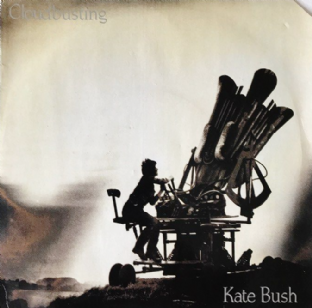 "Kate Bush ‎- Cloudbusting (7"") (G/G++)"